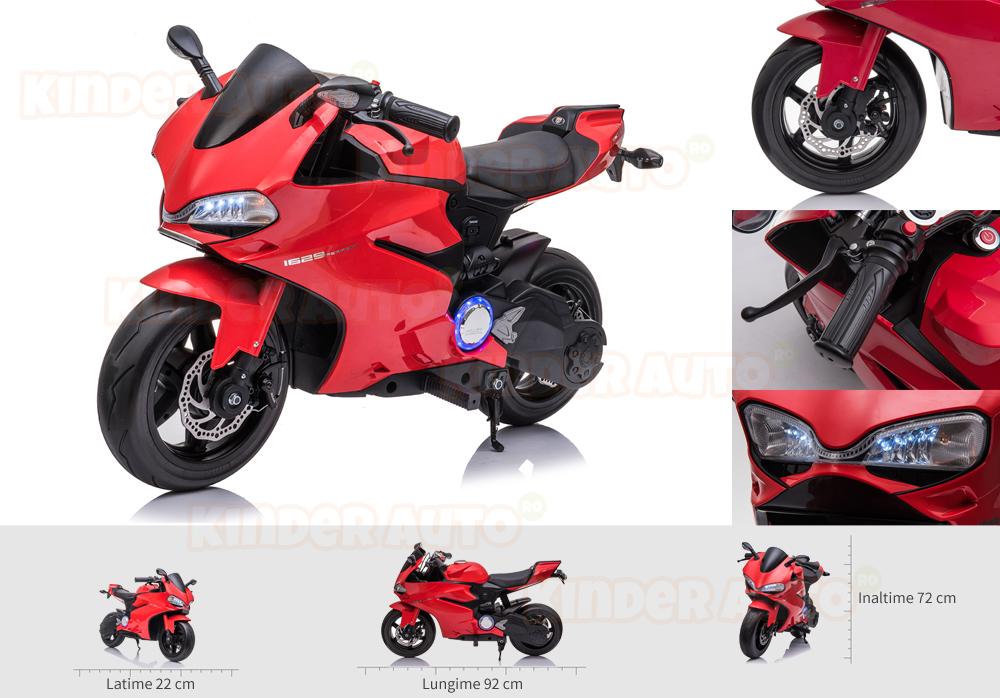 motocicleta copii electrica sx1629