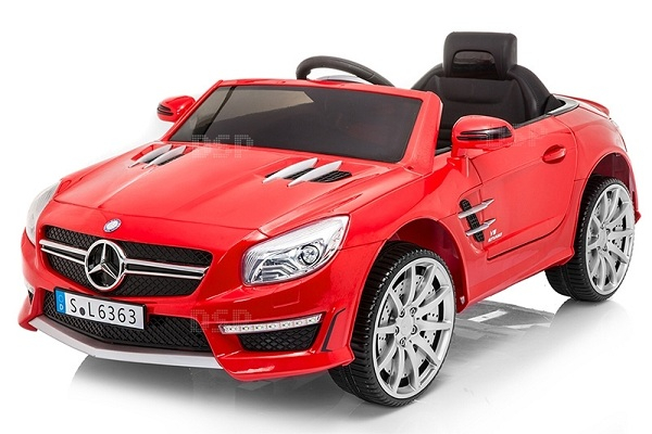 Kinderauto Mercedes SL63 AMG STANDARD 12V #Rosu 0