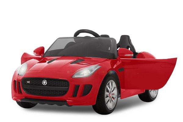 Kinderauto Jaguar F Type cu ROTI MOI 2x 35W 12V #Rosu 0