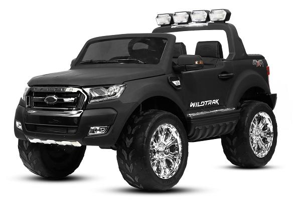 Masinuta electrica Ford Ranger 4x4 DELUXE #Negru 0