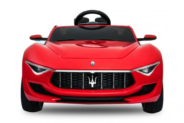 Masinuta electrica Maserati Alfieri CU ROTI MOI 12V 2x35W #Rosu 0