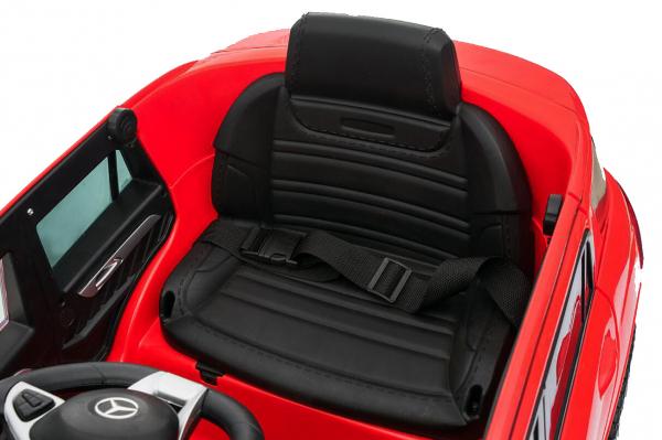 Masinuta electrica Mercedes GLE63S 2x22W 12V PREMIUM #Rosu 2