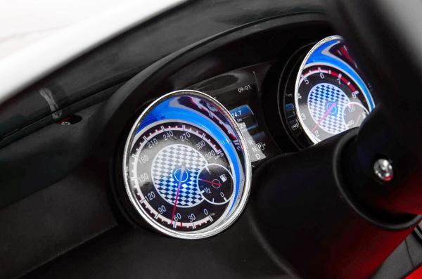 Masinuta electrica Mercedes GLE63S 2x22W 12V PREMIUM #Rosu 5