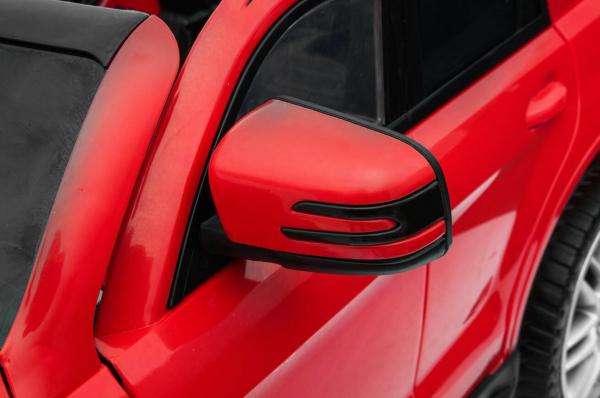 Masinuta electrica Mercedes GLE63S 2x22W 12V PREMIUM #Rosu 7