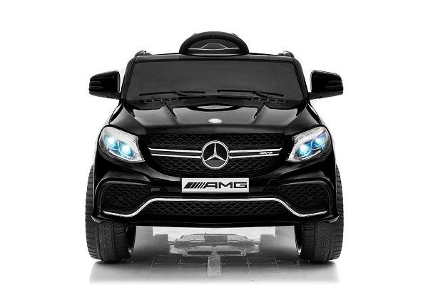 Masinuta electrica Mercedes GLE63S 2x22W 12V PREMIUM #Negru 0