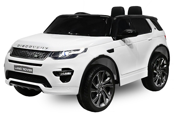 Kinderauto Land Rover Discovery DELUXE cu Touchscreen Mp4 #ALB 0