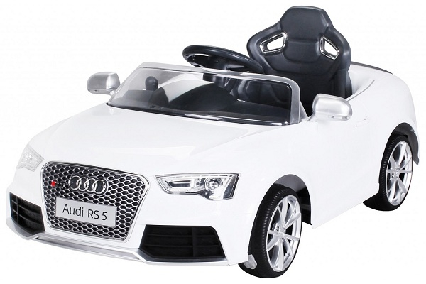 Masinuta electrica Audi RS5 2x35W STANDARD 12V MP3 #ALB 0