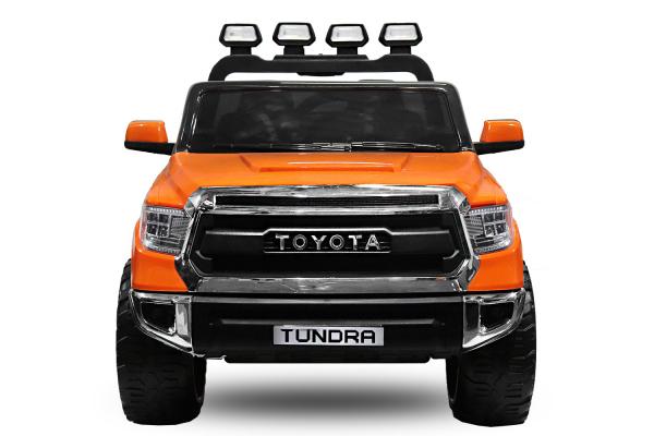 Masinuta electrica Toyota Tundra 2x45W PREMIUM #Portocaliu 0