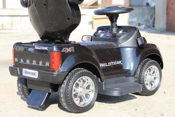 Carut pentru plimbat copii 2 in 1 Ford Ranger STANDARD #Negru 6