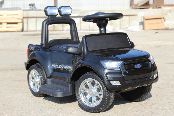 Carut pentru plimbat copii 2 in 1 Ford Ranger STANDARD #Negru 8