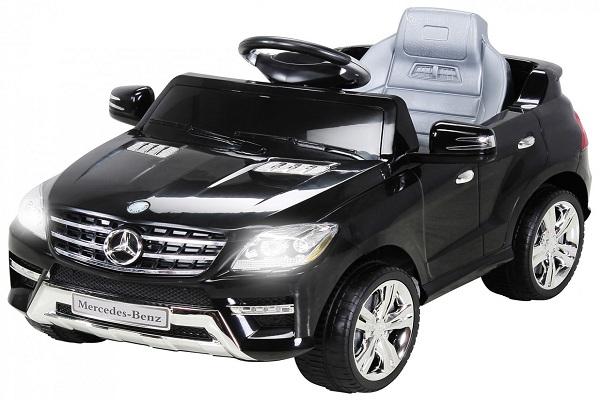 Masinuta electrica copii 2-4 ani Mercedes ML, neagra 0
