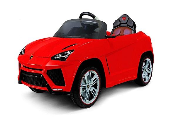 Masinuta electrica copii 2-6 ani Lamborghini Urus, rosu [0]