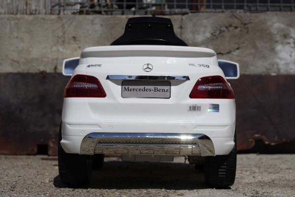 Masinuta electrica Mercedes ML350 STANDARD 1x25W #ALB 3