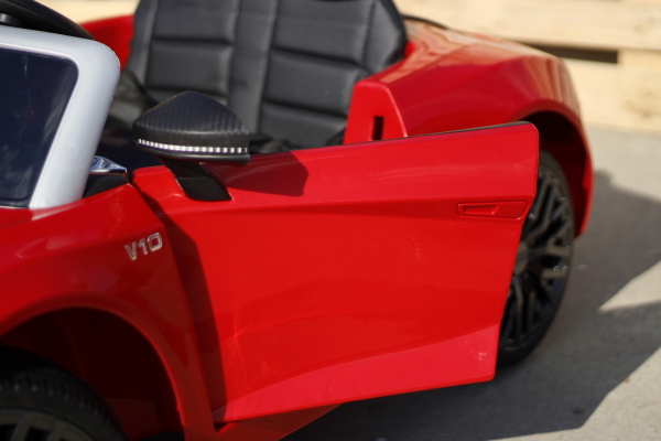 Masinuta electrica Audi R8 Spyder 2x35W 12V PREMIUM #Rosu 3