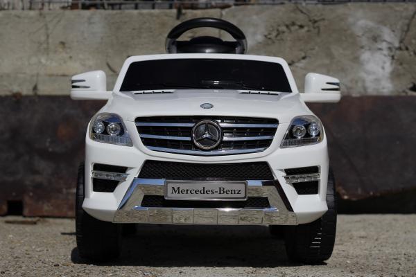 Masinuta electrica Mercedes ML350 STANDARD 1x25W #ALB 5