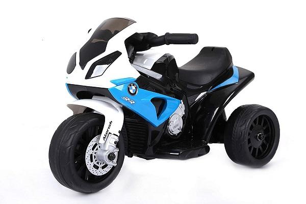 Mini Motocicleta electrica BMW S1000RR STANDARD #Albastru 0