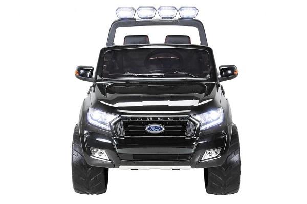 Kinderauto Ford Ranger 4x4 PREMIUM 4x35W #Negru 0