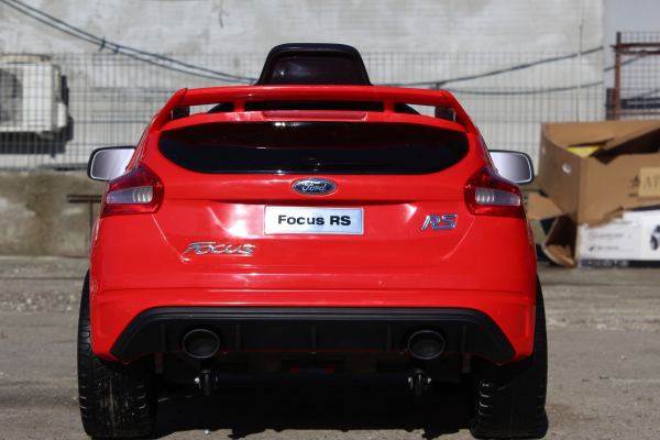 Kinderauto Ford Focus RS CU ROTI MOI #Rosu 5