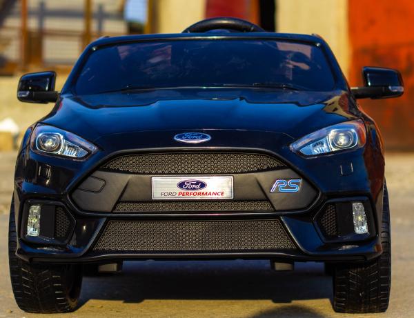 Masinuta electrica Ford Focus RS CU ROTI MOI #Negru 7