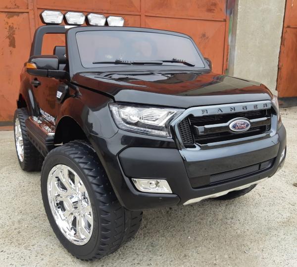 Masinuta electrica Ford Ranger WildTrak STANDARD 2x 35W 12V #Negru 4