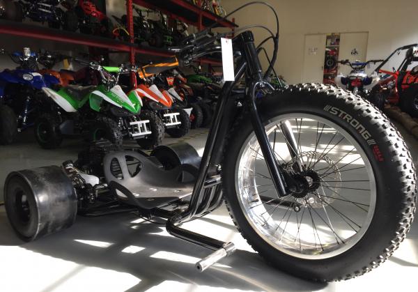 Motocicleta NITRO DRIFT-TRIKE 49cc Roti 20/10 1