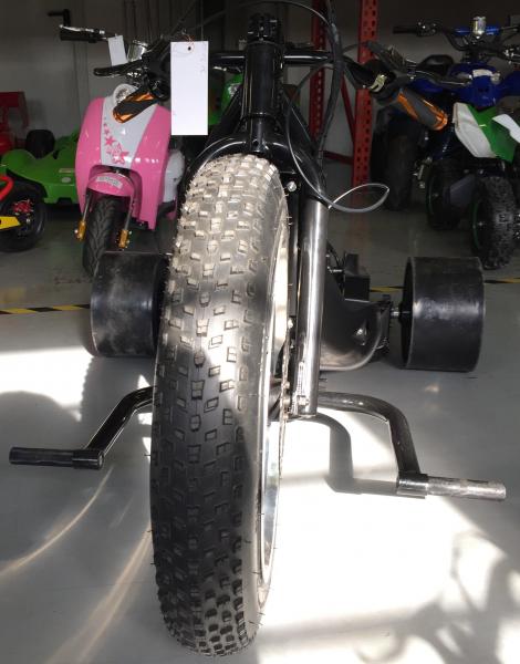 Motocicleta NITRO DRIFT-TRIKE 49cc Roti 20/10 2