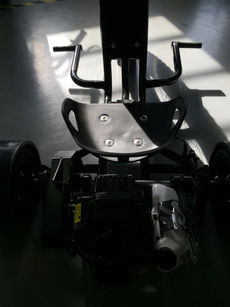 Motocicleta NITRO DRIFT-TRIKE 49cc Roti 20/10 4