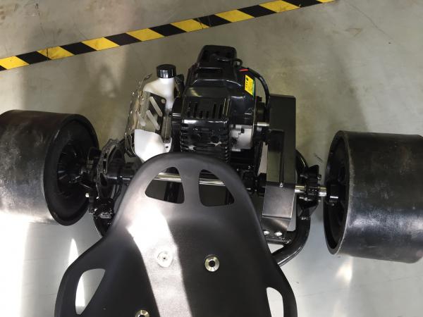 Motocicleta NITRO DRIFT-TRIKE 49cc Roti 20/10 9