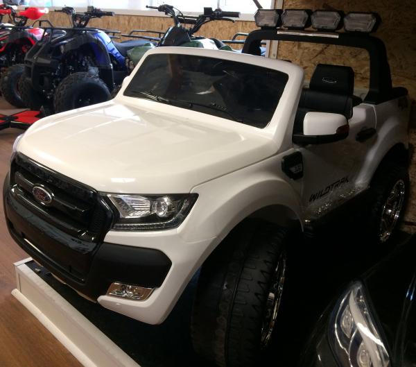 Masinuta electrica Ford Ranger WildTrak STANDARD 2x 35W 12V #ALB 3