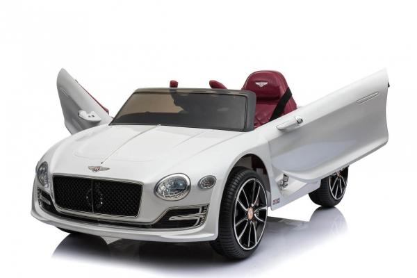 Masinuta electrica Bentley EXP12 PREMIUM #Alb 0