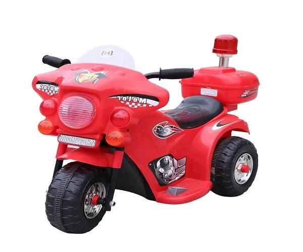 Mini Motocicleta electrica cu 3 roti LQ998 STANDARD #Rosu 0