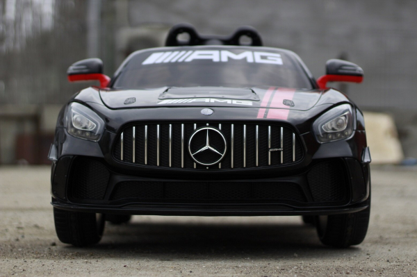 Masinuta electrica Mercedes GT-R 2x25W STANDARD #Negru 1