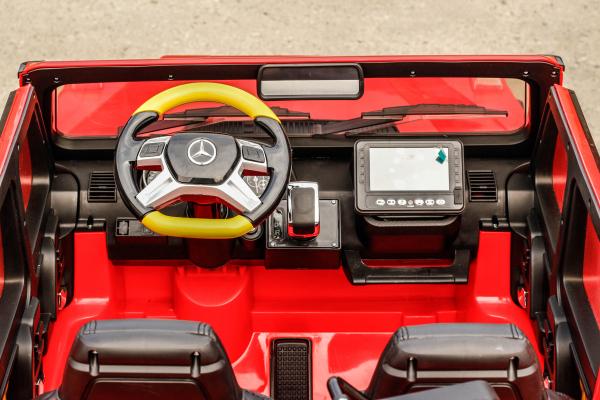 Mercedes Maybach G650, masinuta electrica copii [4]