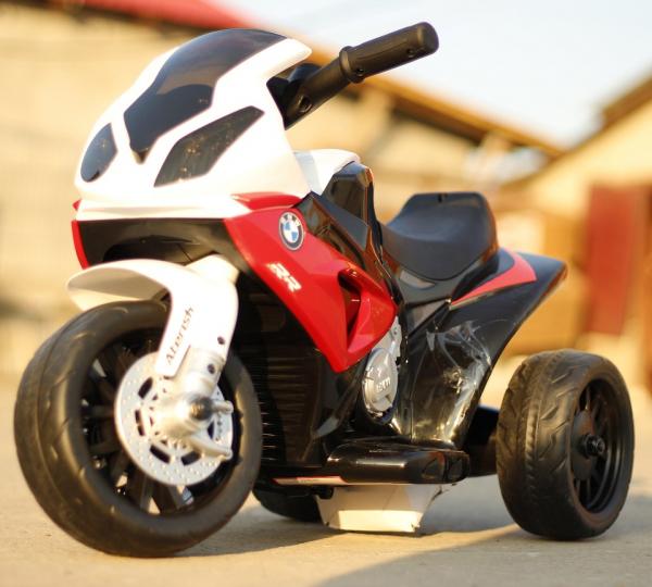 Mini Motocicleta electrica BMW S1000RR STANDARD #Rosu 4