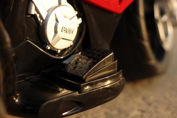 Mini Motocicleta electrica BMW S1000RR STANDARD #Rosu 5
