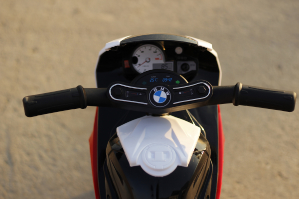 Mini Motocicleta electrica BMW S1000RR STANDARD #Rosu 6