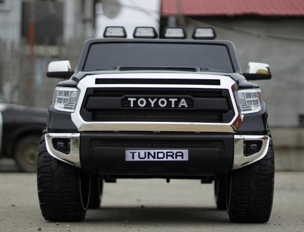 Kinderauto Toyota Tundra 2x45W PREMIUM #Negru 1