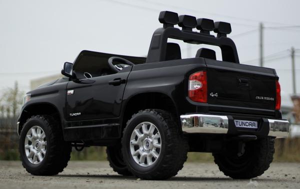 Masinuta electrica Toyota Tundra 2x45W PREMIUM #Negru 4