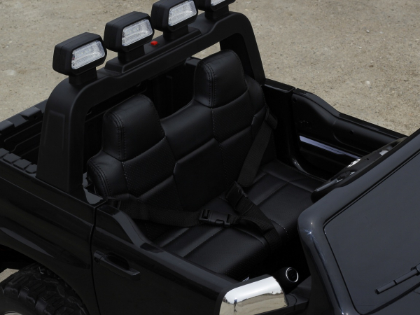 Masinuta electrica Toyota Tundra 2x45W PREMIUM #Negru 6