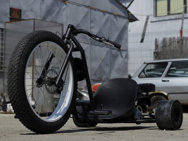 Motocicleta NITRO Drift-TRIKE 200cc Roti 26/11 1