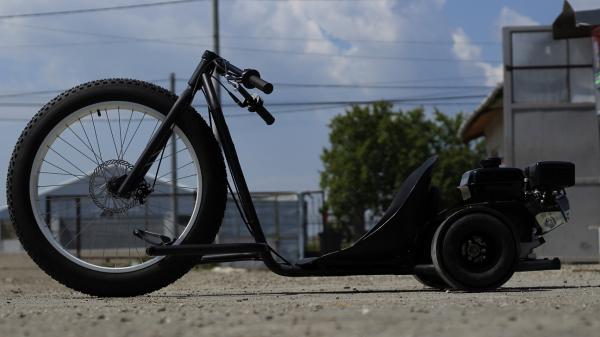 Motocicleta NITRO Drift-TRIKE 200cc Roti 26/11 4