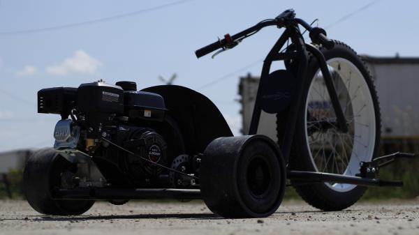 Motocicleta NITRO Drift-TRIKE 200cc Roti 26/11 5