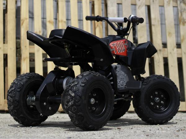 Mini ATV electric Pentru copii NITRO Eco Trio Quad 350W 24V #Rosu 4