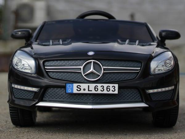 Masinuta electrica copii Mercedes SL63 AMG neagra 1