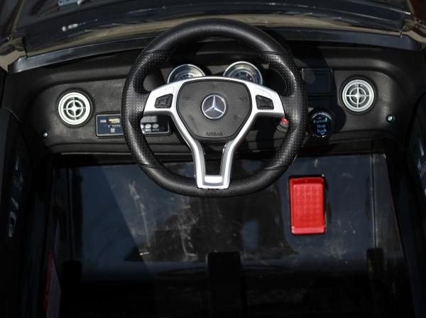 Masinuta electrica Mercedes SL63 AMG STANDARD 12V #Negru 5