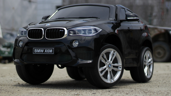 Masinuta electrica BMW X6 pentru copii 2-6 ani 2