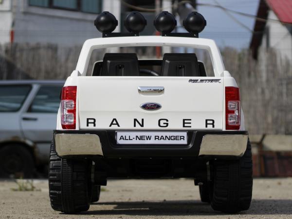 Masinuta electrica Ford Ranger F150 STANDARD 2x35W 12V #ALB 3