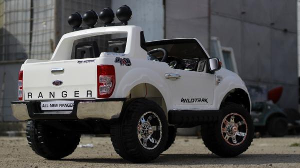 Masinuta electrica Ford Ranger F150 STANDARD 2x35W 12V #ALB 5