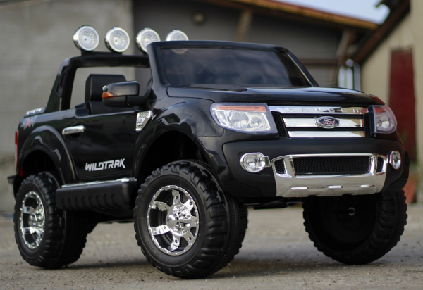 Masinuta electrica copii Ford Ranger F150, negru [2]