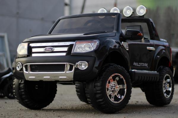 Masinuta electrica copii Ford Ranger F150, negru [3]